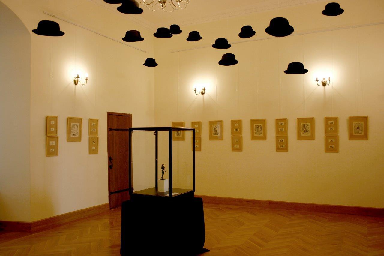Rene Magrito ekspozicija