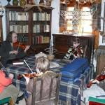 smuikavimo pamokos