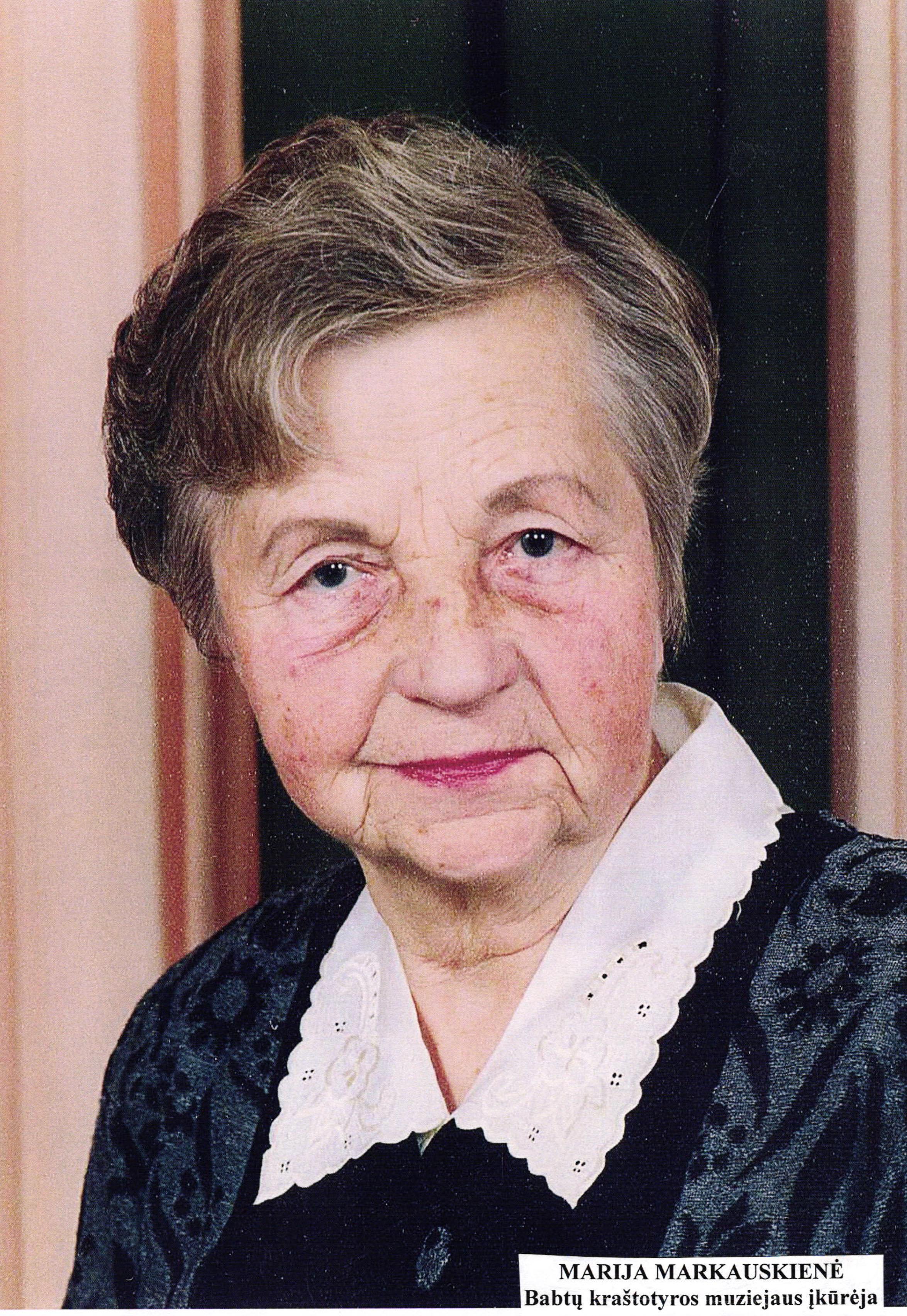 Marija Markauskienė