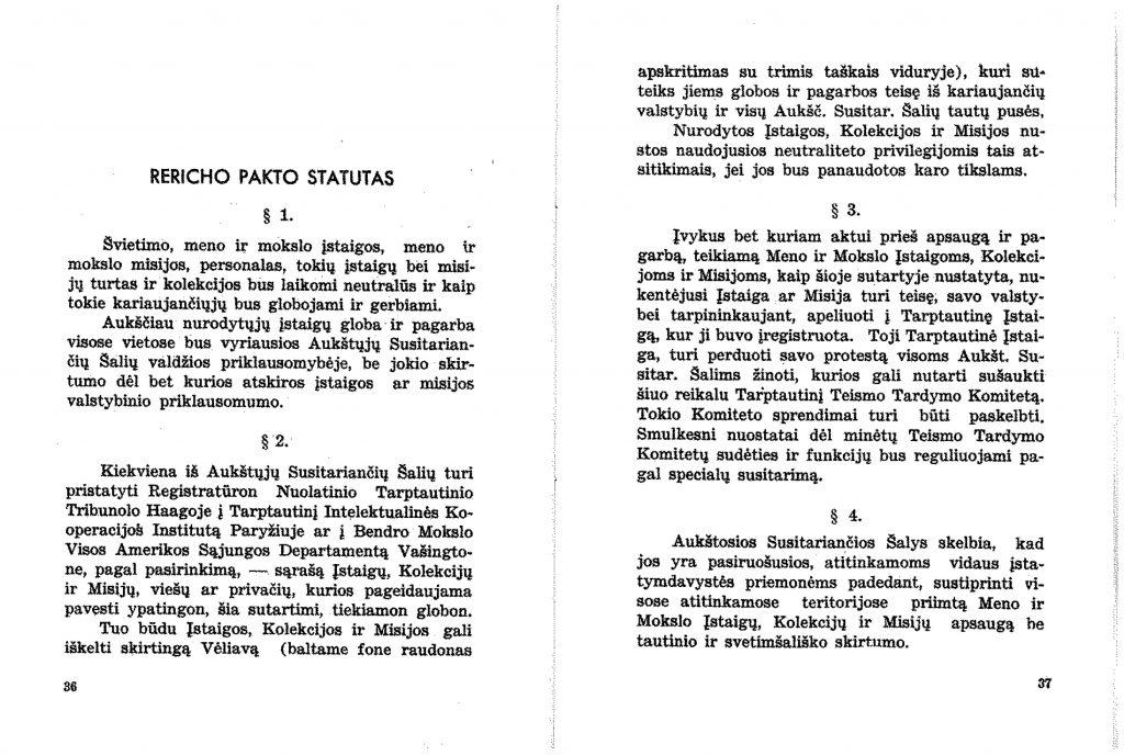 Rericho pakto statutas-1